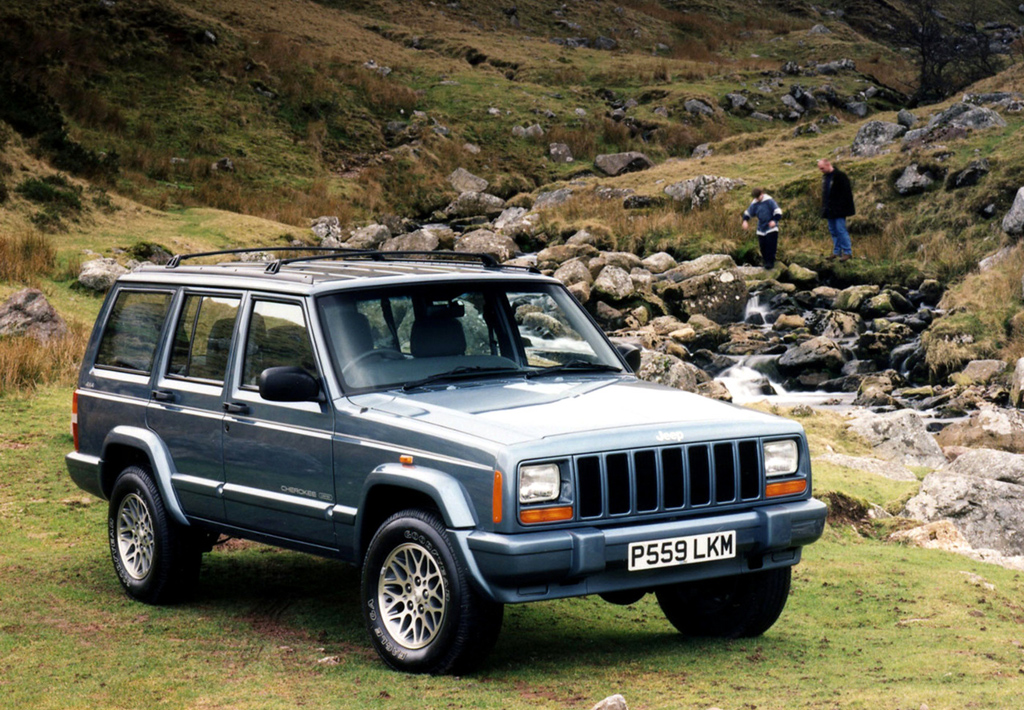Asendus Tooted Mootor Jeep Xj Cherokee 1984 2001 Top